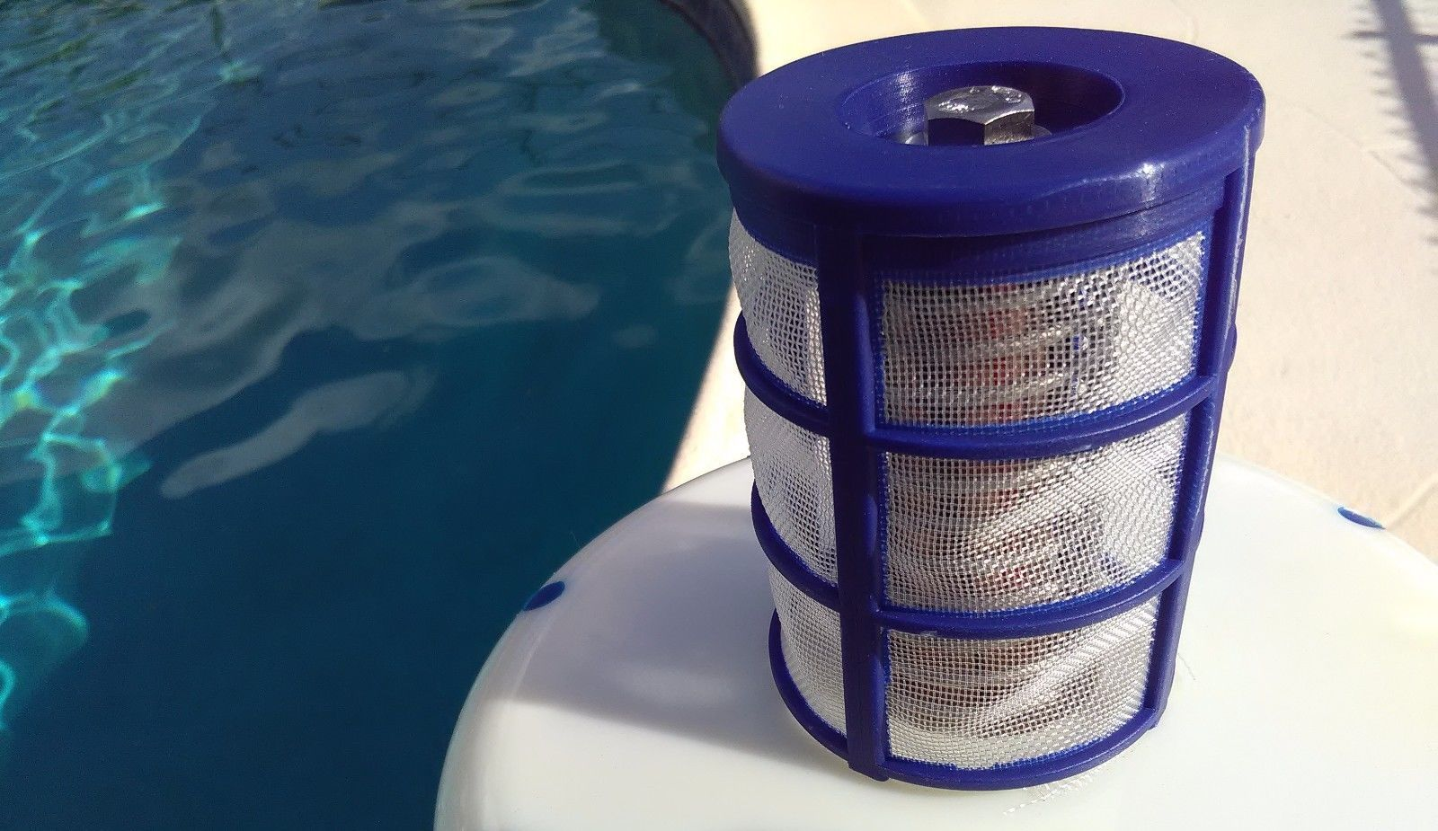 Hilltop Solar Solar Ionizer Basket For Blue Sea Products