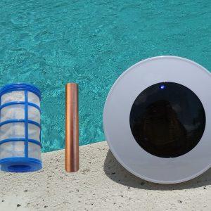 Conroe 7.0 V Solar Pool and Spa Ionizer – Ultrasonic Shield